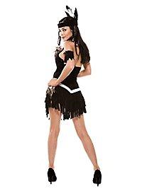 Sexy Indianerkriegerin Kostüm