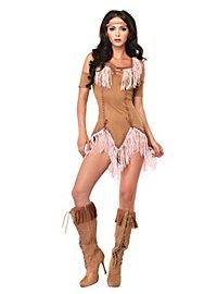 Sexy Indianertochter Kostüm