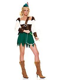 Sexy Jägerin Kostüm
