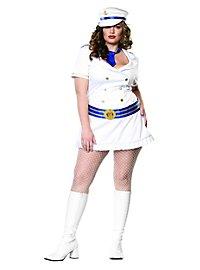 Sexy Kapitän Kostüm