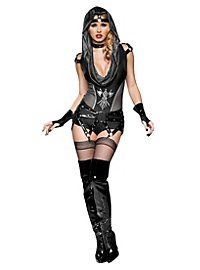 Sexy Kerkermeisterin Kostüm