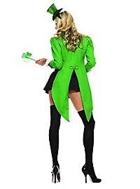 Sexy Kleeblatt Leprechaun Kostüm