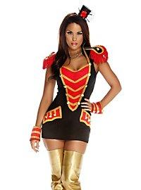 Sexy Königin der Manege Kostüm