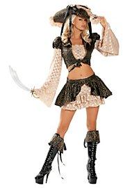 Sexy Korsarin Kostüm