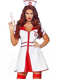 Sexy Krankenhaus Pflegerin Kostüm
