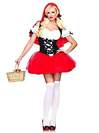 Sexy Little Red Riding Hood romantic Costume