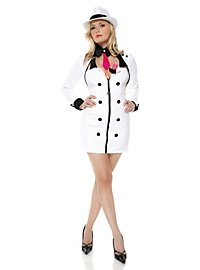 Sexy Mafia Lady Kostüm