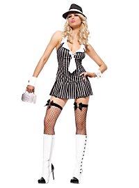 Sexy Miss Mafia Kostüm