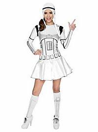 Sexy Miss Stormtrooper Kostüm