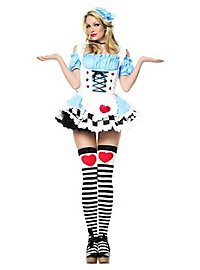 Sexy Miss Wonderland Costume