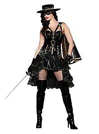 Sexy Miss Zorro Kostüm
