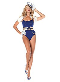 Sexy Navy Officer Costume