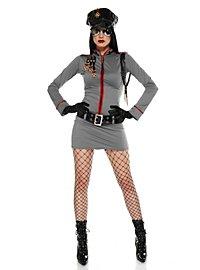 Sexy Offizier Kostüm