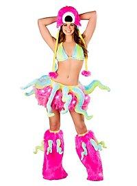 Sexy Oktopus Premium Edition Kostüm