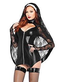 Sexy Ordensschwester Kostüm