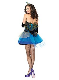 Sexy Peacock Girl Costume