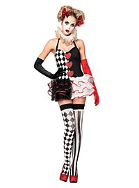 Sexy Pierrette Kostüm