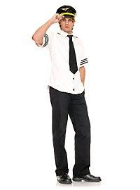 Sexy Pilot Kostüm