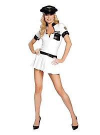 Sexy Pilotin Kostüm