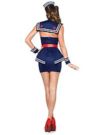 Sexy Pin-up Cadet Costume