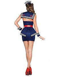 Sexy Pin-up Kadettin Kostüm