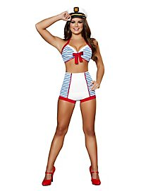 Sexy Pin-up Sailor Costume