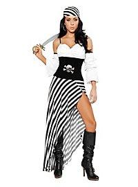 Sexy Piraten Dirne Kostüm