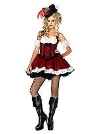 Sexy Piraten Maid Kostüm