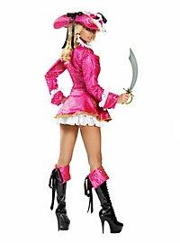Sexy Piratenkapitän Kostüm