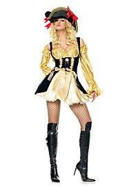 Sexy Piratenkönigin Kostüm