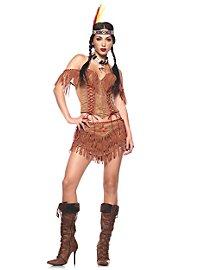Sexy Pocahontas Kostüm