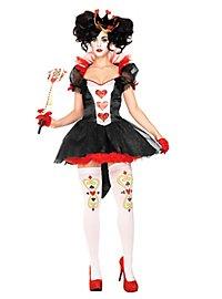Sexy Poker Queen Costume