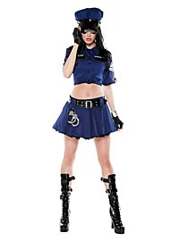 Sexy Policewoman Costume