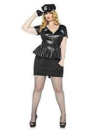 Sexy Policewoman Plus Size Costume