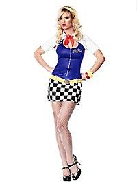 Sexy Racer Dress