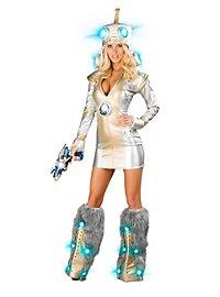 Sexy Roboter Premium Edition Kostüm