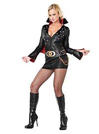 Sexy Rockstar Kostüm