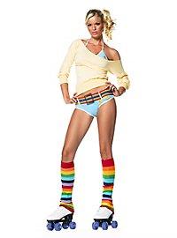 Sexy Rollerskate Girl Kostüm