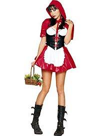 Sexy Rotkäppchen Kostüm