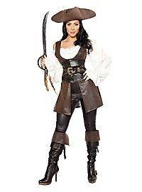 Sexy Säbelbraut Piratenkostüm