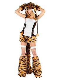 Sexy Säbelzahntiger Premium Edition Kostüm