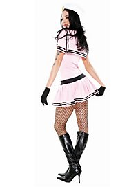 Sexy Sailor pink Costume