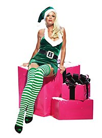 Sexy Santa Lady Costume