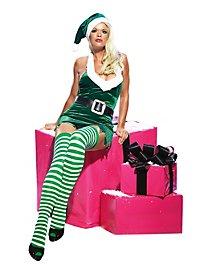 Sexy Santa Lady Kostüm