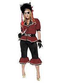 Sexy Schmugglerin Kostüm