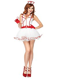 Sexy Miss Nurse Costume