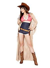Sexy Sheriff Premium Edition Kostüm