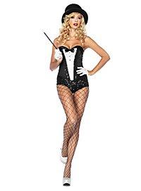 Sexy Showgirl Kostüm