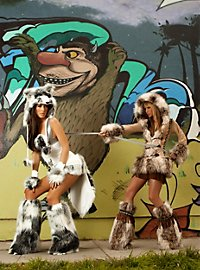 Sexy Siberian Husky Premium Edition Costume