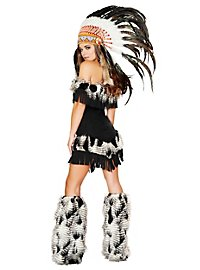 Sexy Sioux American Indian Costume